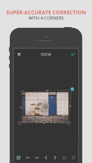 iPhone、iPadアプリ「SKEW」のスクリーンショット 2枚目