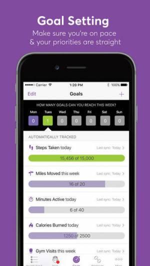 iPhone、iPadアプリ「Anytime Fitness」のスクリーンショット 4枚目