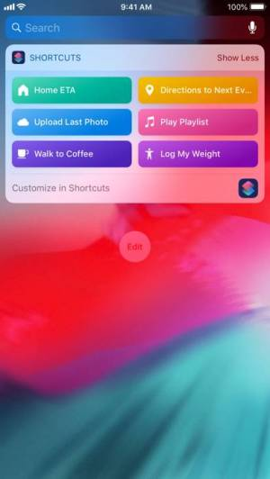 iPhone、iPadアプリ「ショートカット」のスクリーンショット 4枚目