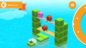 iPhone、iPadアプリ「Under the Sun - A 4D puzzle game」のスクリーンショット 3枚目