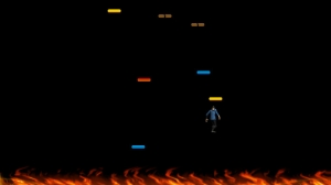 iPhone、iPadアプリ「脱出ゲーム!迷宮からの大ジャンプ」のスクリーンショット 2枚目