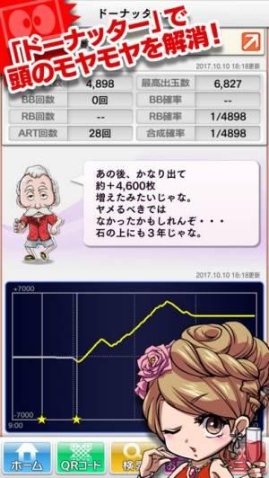 iPhone、iPadアプリ「パチンコ/スロット情報なら【パチロボ】ぱちんこ情報アプリ」のスクリーンショット 3枚目