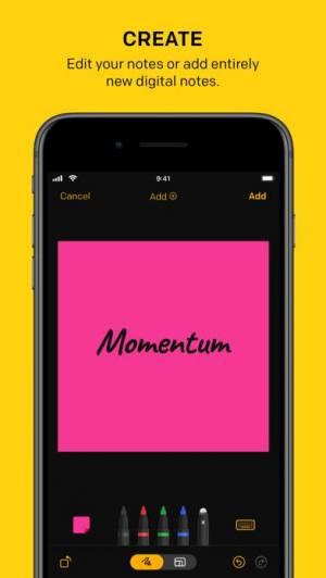 iPhone、iPadアプリ「Post-it®」のスクリーンショット 3枚目