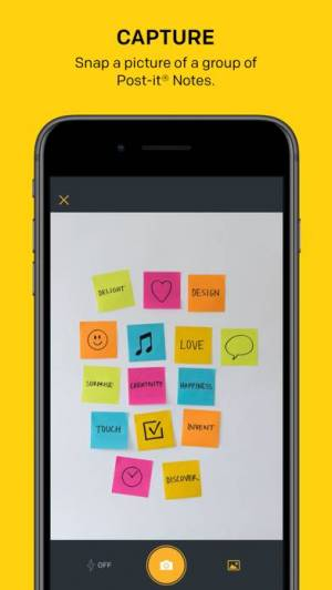 iPhone、iPadアプリ「Post-it®」のスクリーンショット 2枚目