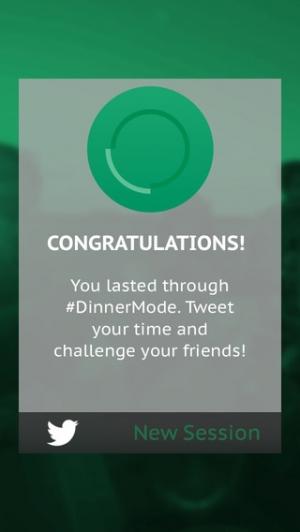 iPhone、iPadアプリ「DinnerMode」のスクリーンショット 3枚目