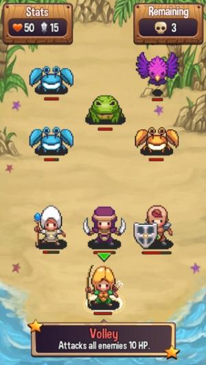 iPhone、iPadアプリ「Swap Heroes」のスクリーンショット 1枚目