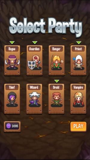 iPhone、iPadアプリ「Swap Heroes」のスクリーンショット 3枚目