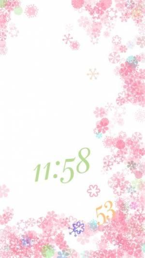 iPhone、iPadアプリ「時玉 かわいい音楽目覚まし時計と受験勉強タイマー」のスクリーンショット 4枚目
