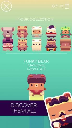iPhone、iPadアプリ「Alphabear: Word Puzzle Game」のスクリーンショット 4枚目