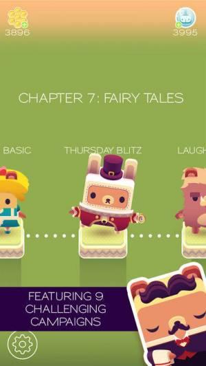 iPhone、iPadアプリ「Alphabear: Word Puzzle Game」のスクリーンショット 5枚目