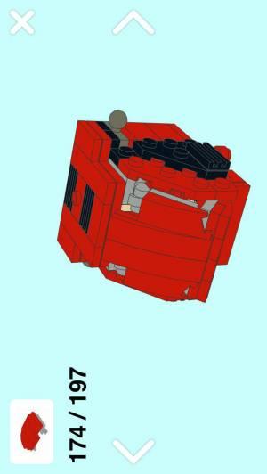 iPhone、iPadアプリ「PlusL(ブロック組みかえレシピ for LEGO)」のスクリーンショット 3枚目