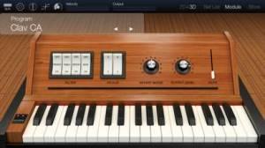 iPhone、iPadアプリ「KORG Module Pro」のスクリーンショット 4枚目