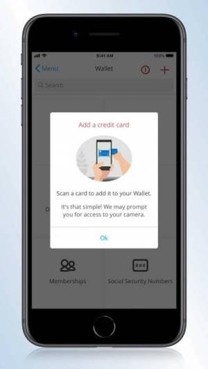 iPhone、iPadアプリ「True Key™ by McAfee」のスクリーンショット 4枚目