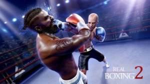 iPhone、iPadアプリ「Real Boxing 2」のスクリーンショット 1枚目