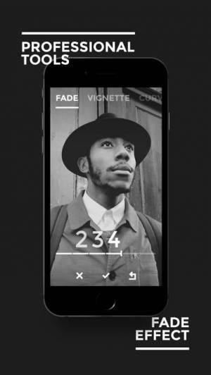 iPhone、iPadアプリ「BLACK - B&W Film Emulator」のスクリーンショット 2枚目