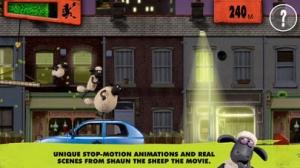 iPhone、iPadアプリ「Shaun the Sheep The Movie - Shear Speed」のスクリーンショット 3枚目