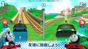 iPhone、iPadアプリ「Thomasと仲間達:GO!GO!Thomas!」のスクリーンショット 2枚目