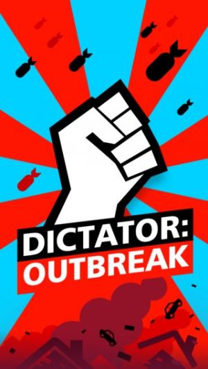 iPhone、iPadアプリ「Dictator: Outbreak」のスクリーンショット 1枚目