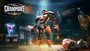 iPhone、iPadアプリ「Real Steel Robot Boxing Champions」のスクリーンショット 1枚目