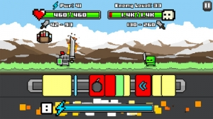 iPhone、iPadアプリ「Combo Quest」のスクリーンショット 4枚目