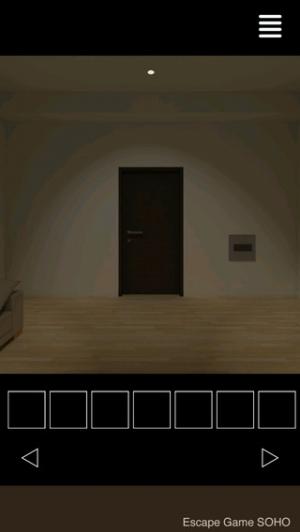 iPhone、iPadアプリ「脱出ゲーム SOHO」のスクリーンショット 1枚目