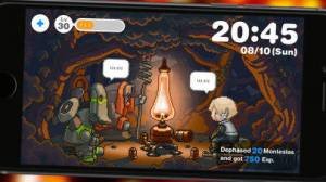 iPhone、iPadアプリ「dreeps: アラームプレイングゲーム」のスクリーンショット 5枚目
