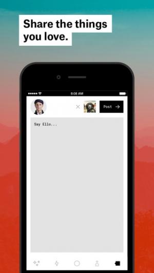 iPhone、iPadアプリ「Ello」のスクリーンショット 4枚目
