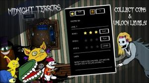 iPhone、iPadアプリ「Midnight Terrors」のスクリーンショット 3枚目