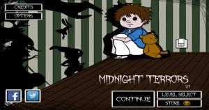 iPhone、iPadアプリ「Midnight Terrors」のスクリーンショット 1枚目