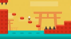 iPhone、iPadアプリ「Mr Jump」のスクリーンショット 3枚目
