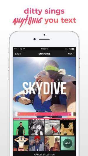 iPhone、iPadアプリ「Ditty by Zya」のスクリーンショット 1枚目