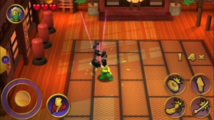 iPhone、iPadアプリ「LEGO® Ninjago Tournament」のスクリーンショット 5枚目