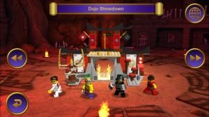 iPhone、iPadアプリ「LEGO® Ninjago Tournament」のスクリーンショット 1枚目