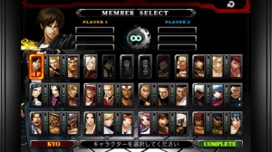 iPhone、iPadアプリ「THE KING OF FIGHTERS-i 2012(F)」のスクリーンショット 2枚目