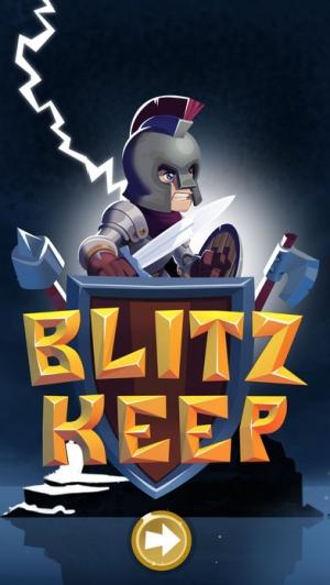 iPhone、iPadアプリ「BlitzKeep」のスクリーンショット 1枚目
