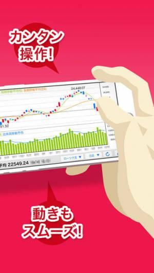 iPhone、iPadアプリ「SMBC日興証券アプリ - 株・信用取引」のスクリーンショット 2枚目