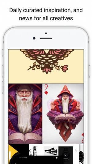 iPhone、iPadアプリ「Design Hunt」のスクリーンショット 1枚目