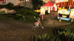 iPhone、iPadアプリ「Goat Simulator GoatZ」のスクリーンショット 4枚目