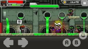 iPhone、iPadアプリ「HERO-X: ヒーローX」のスクリーンショット 1枚目