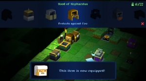 iPhone、iPadアプリ「The Quest Keeper」のスクリーンショット 2枚目