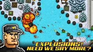 iPhone、iPadアプリ「Kick Ass Commandos」のスクリーンショット 5枚目