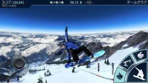 iPhone、iPadアプリ「Snowboard Party」のスクリーンショット 3枚目
