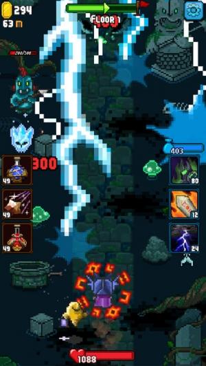 iPhone、iPadアプリ「Dash Quest」のスクリーンショット 3枚目