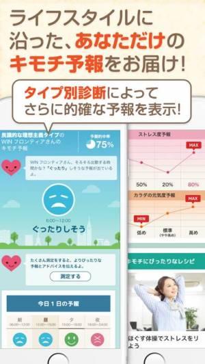 iPhone、iPadアプリ「COCOLOLO-カメラでストレスチェック&AIキモチ予報-」のスクリーンショット 3枚目