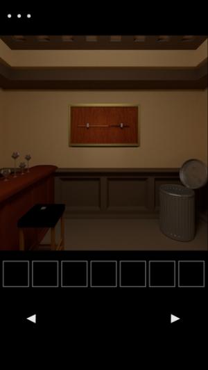 iPhone、iPadアプリ「脱出ゲーム Nine Ball」のスクリーンショット 3枚目