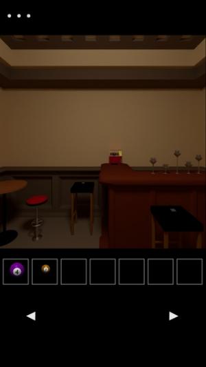 iPhone、iPadアプリ「脱出ゲーム Nine Ball」のスクリーンショット 5枚目