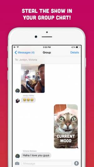 iPhone、iPadアプリ「GifLab - GIF Maker & Editor」のスクリーンショット 4枚目
