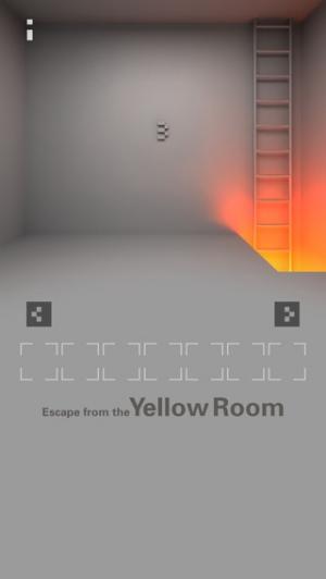 iPhone、iPadアプリ「黄色い部屋からの脱出3」のスクリーンショット 2枚目