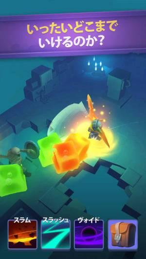 iPhone、iPadアプリ「Nonstop Knight - Idle RPG」のスクリーンショット 4枚目