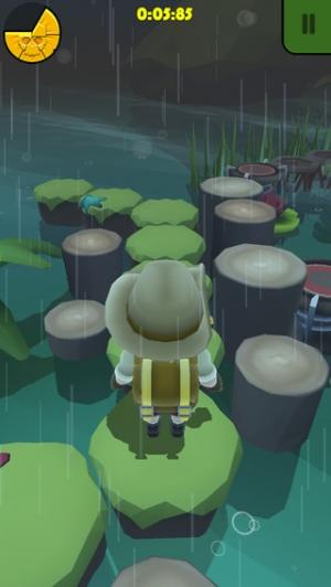 iPhone、iPadアプリ「ノノ島」のスクリーンショット 3枚目